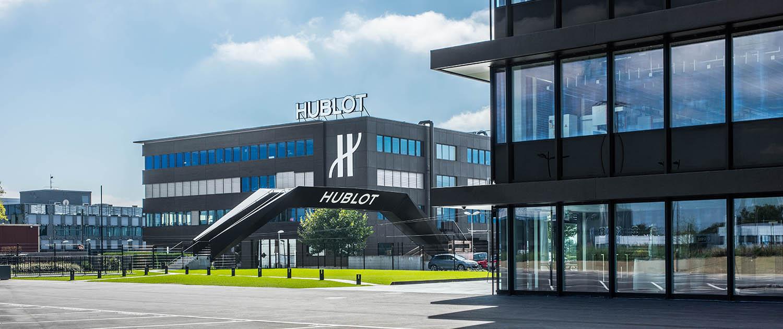 Seit 2009 produziert Hublot alle wesentlichen Komponenten der Zeitmesser in der eigenen Manufaktur in Nyon, das 2015 um ein zweites Werk erweitert wurde. (© Hublot)