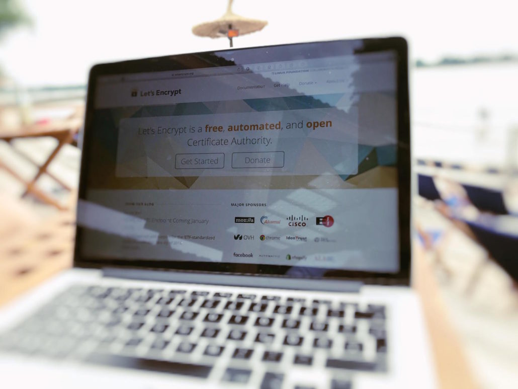 Mit SSL-Zertifikat und HTTPS WordPress Webseiten verschlüsseln