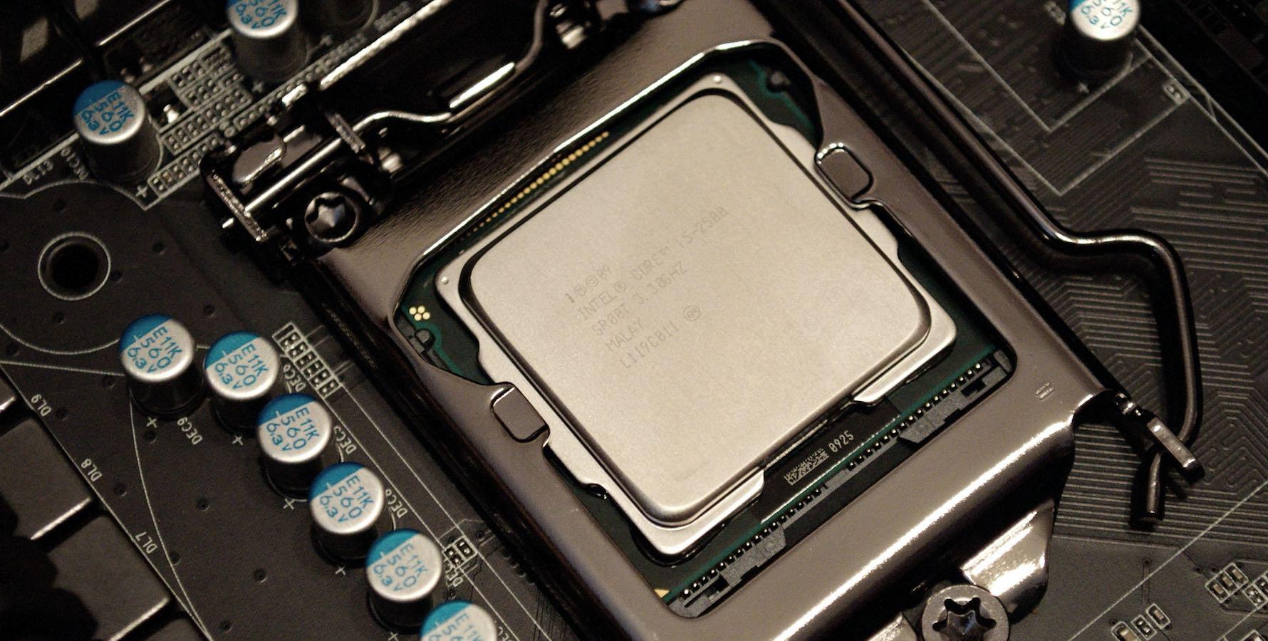 Mehrkern-CPUS gehören zu den unverzichtbaren WordPress Voraussetzungen
