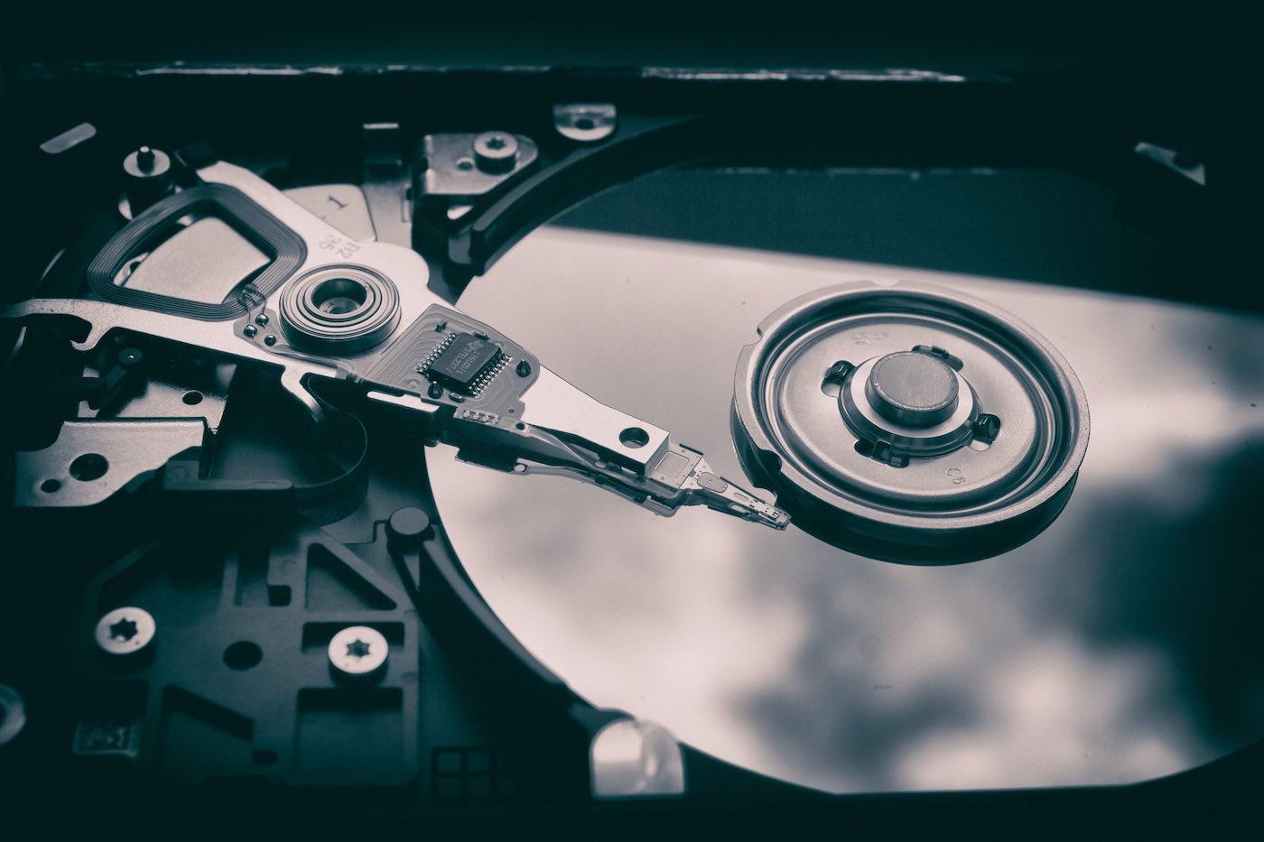 HDD oder SSD Festplatten gehören zu den grundlegenden WordPress Voraussetzungen