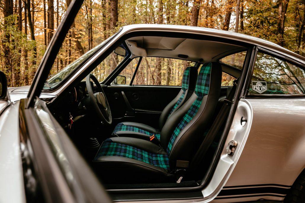 Interieur Porsche 911 SC