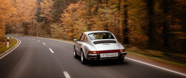 Porsche 911 SC als Coupé aus 1978
