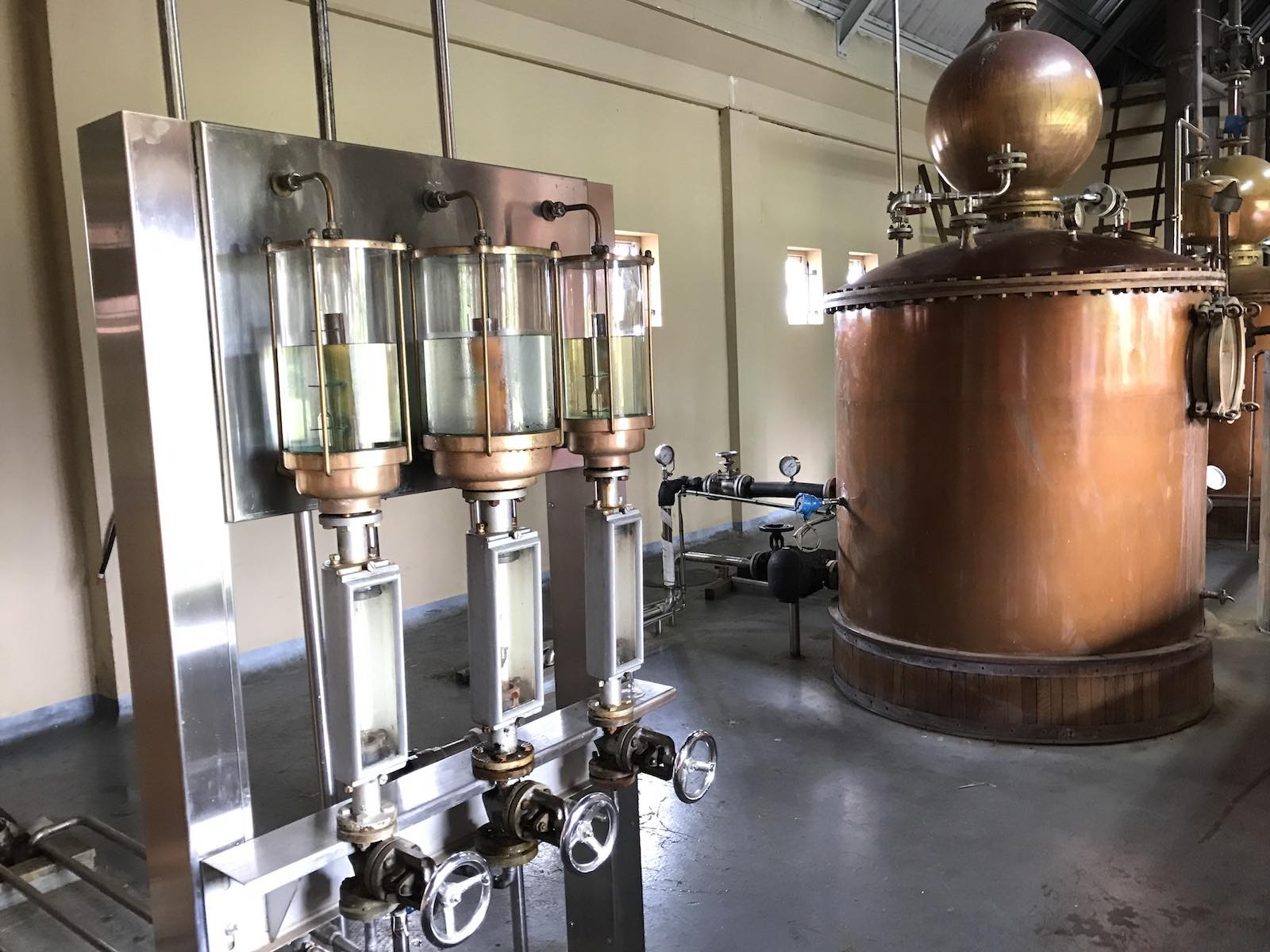 Pot Still Chamarel