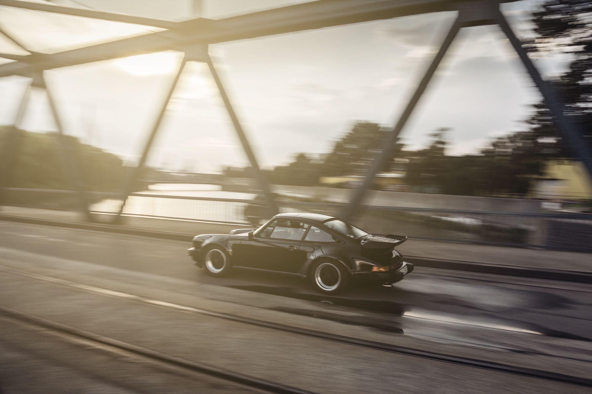 Porsche 911 Carrera WTL Fahrdynamik