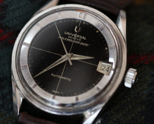 Universal Polerouter Date