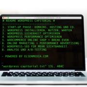 WordPress Handbuch für Anfänger und Fortgeschrittene