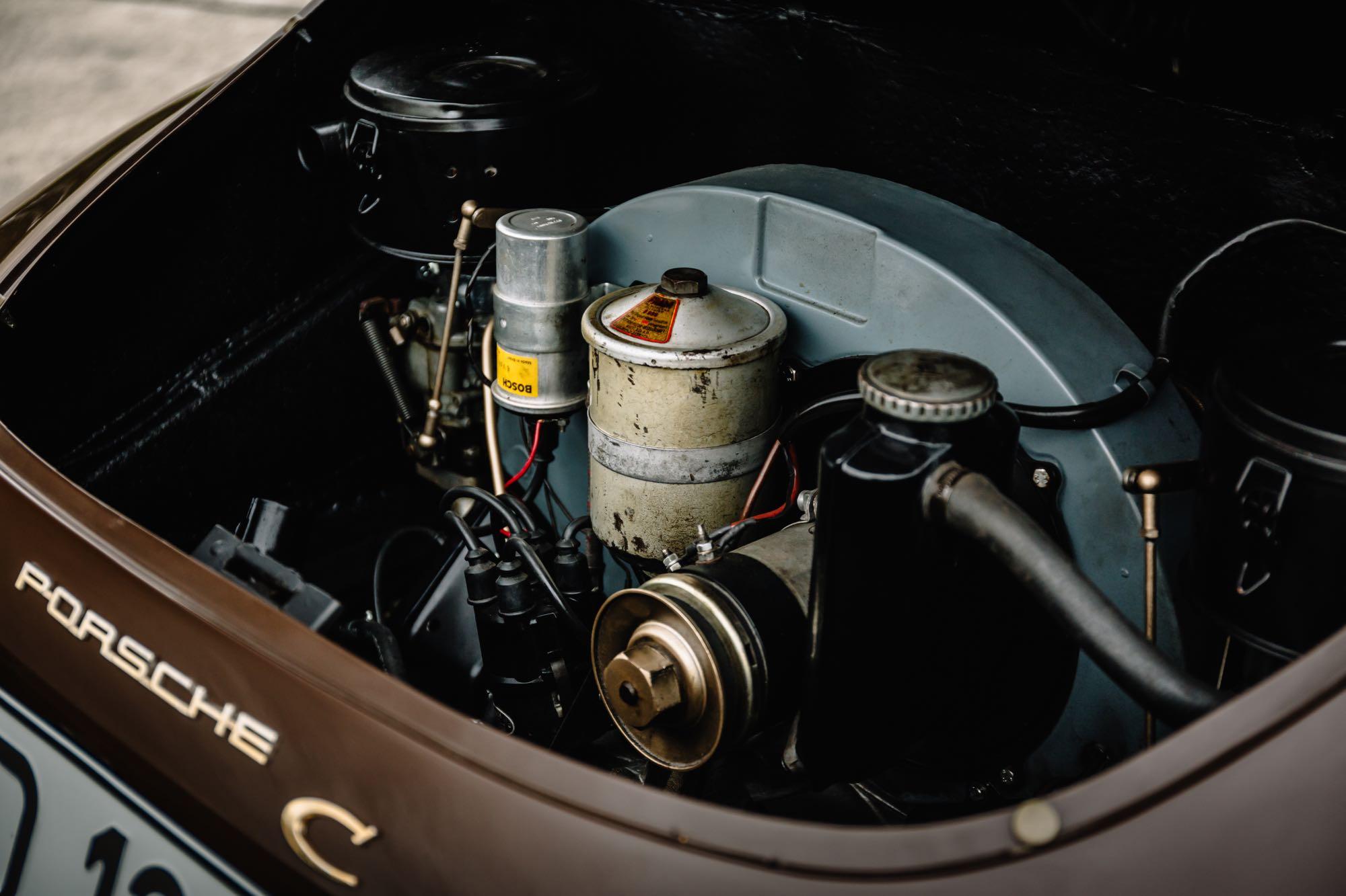 Motor 1600C 356