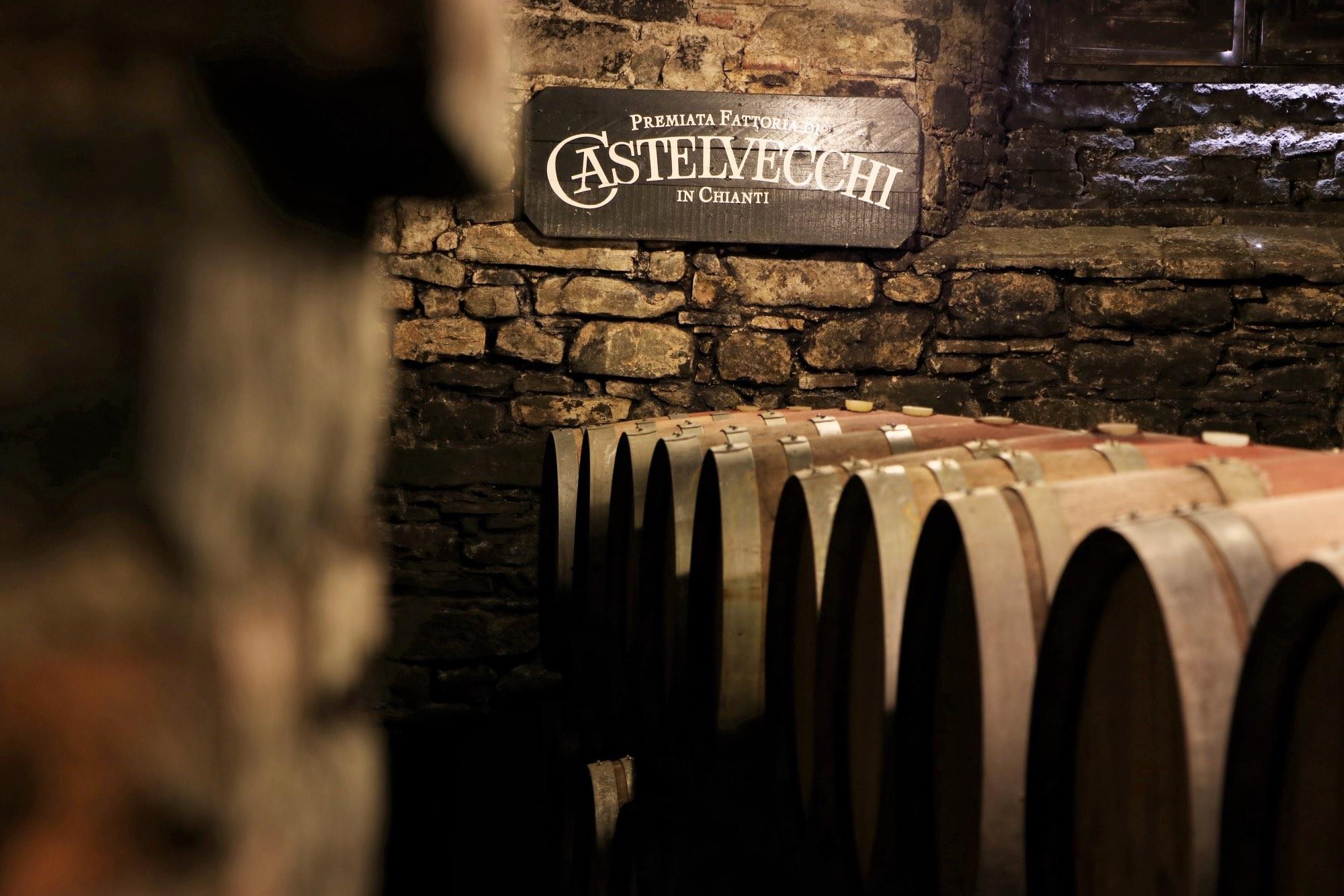 Weinkeller Castelvecchi Barrique