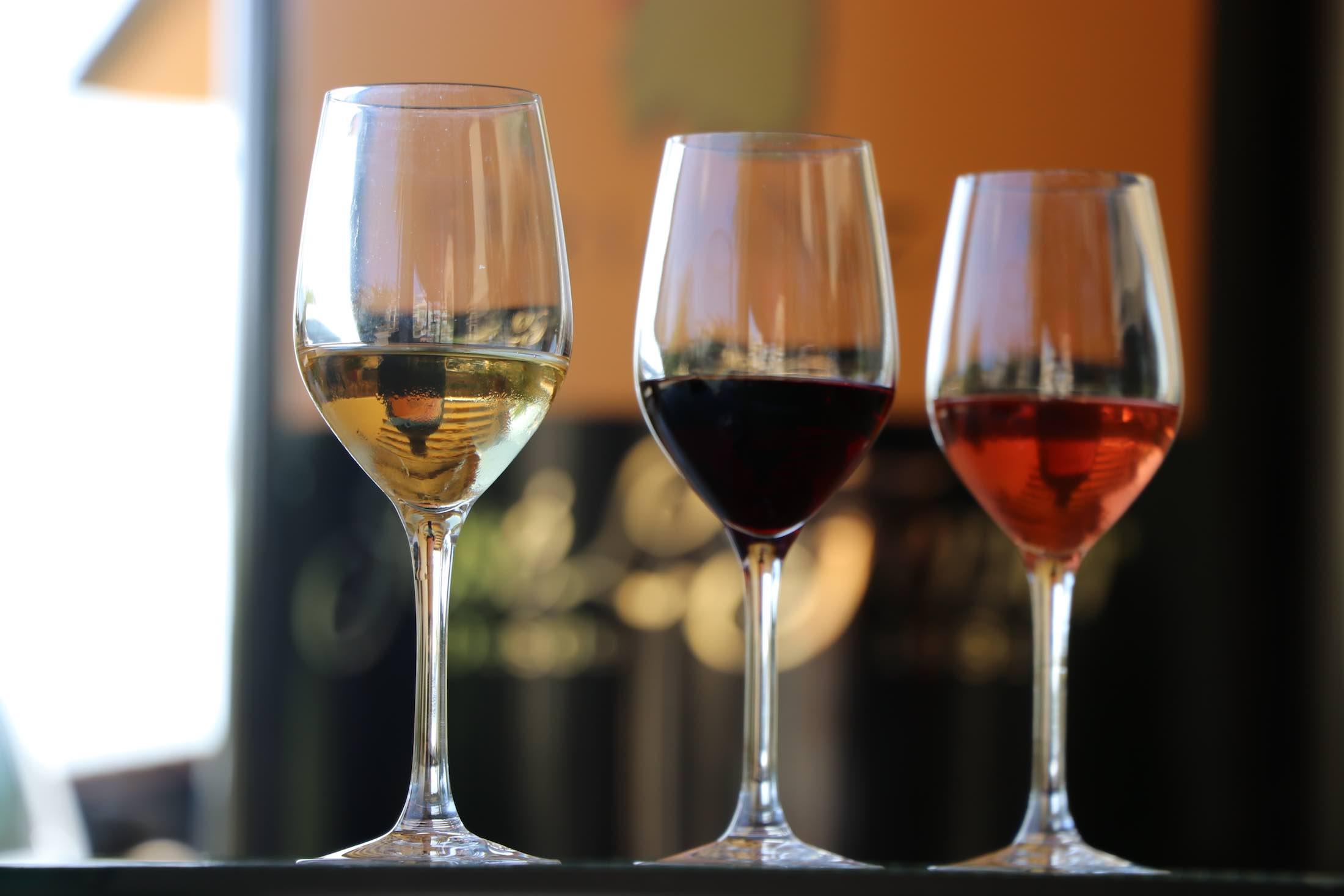Die drei wichtigsten Weine der Bodegas Ferrer
