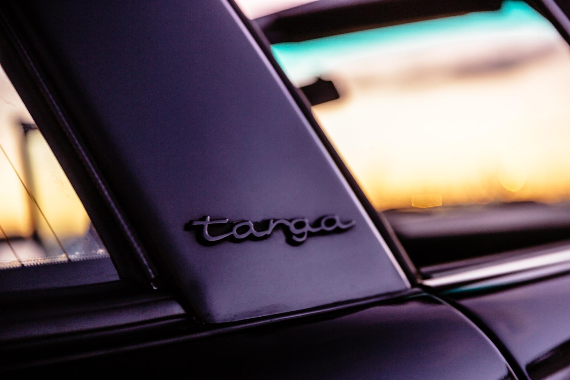 Targa Bügel des 964