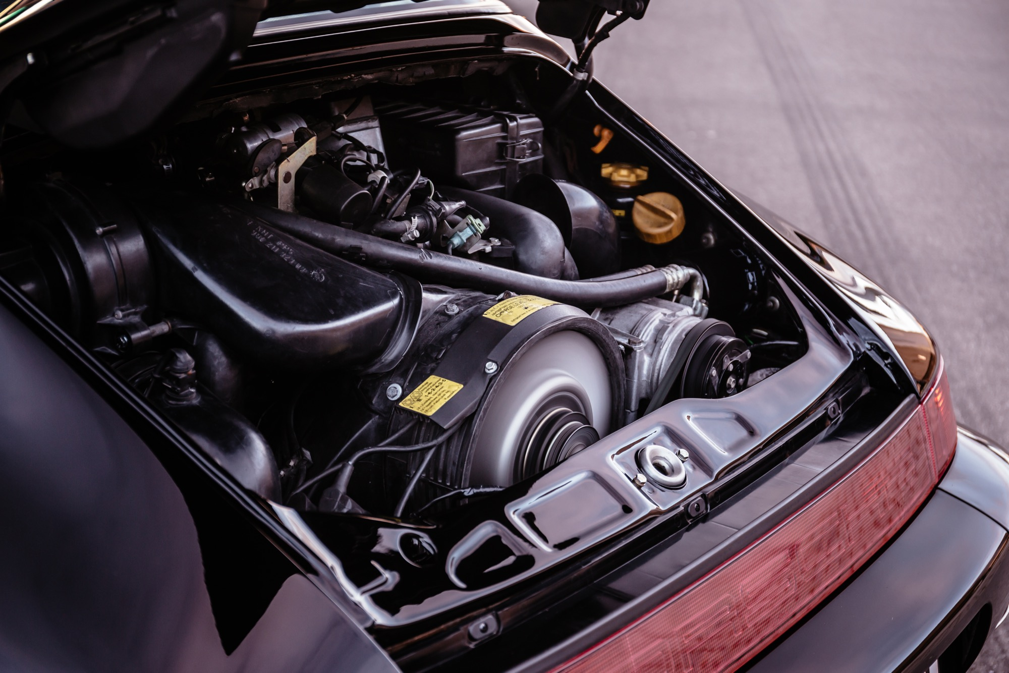 Porsche 964 Motor