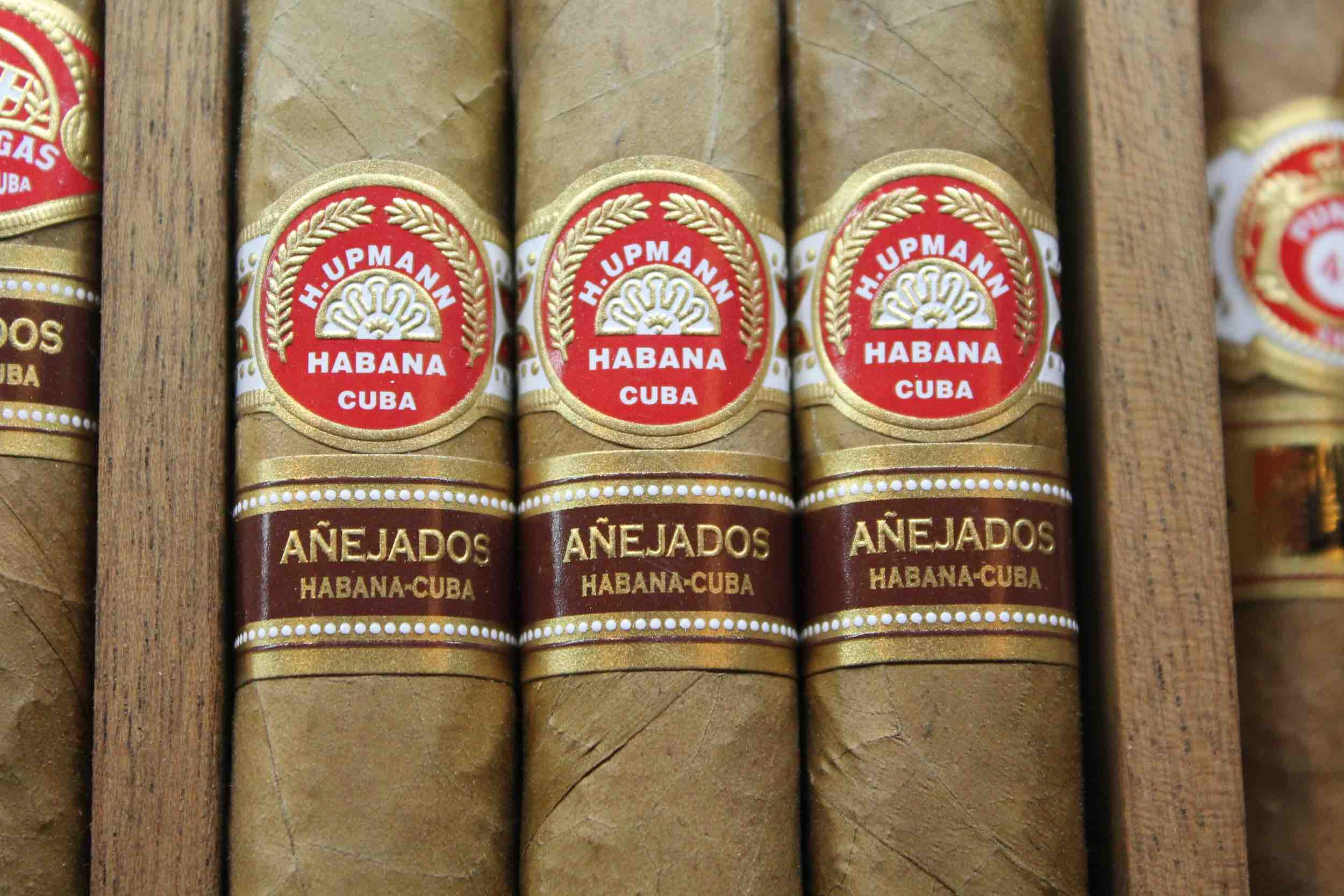 Eine gute Zigarre muss kontrolliert gelagert werden.