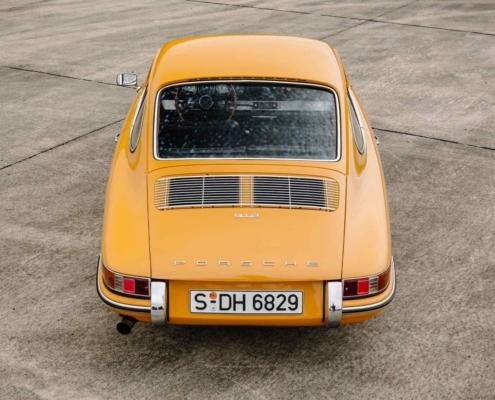 Porsche 912 Wertsteigerung und Fahrtbericht