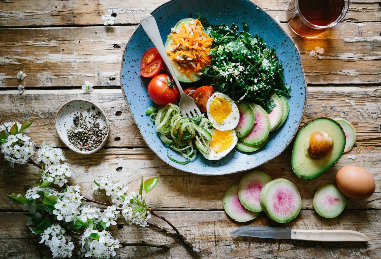 Muskelhypertrophie der weiblichen Ernährung