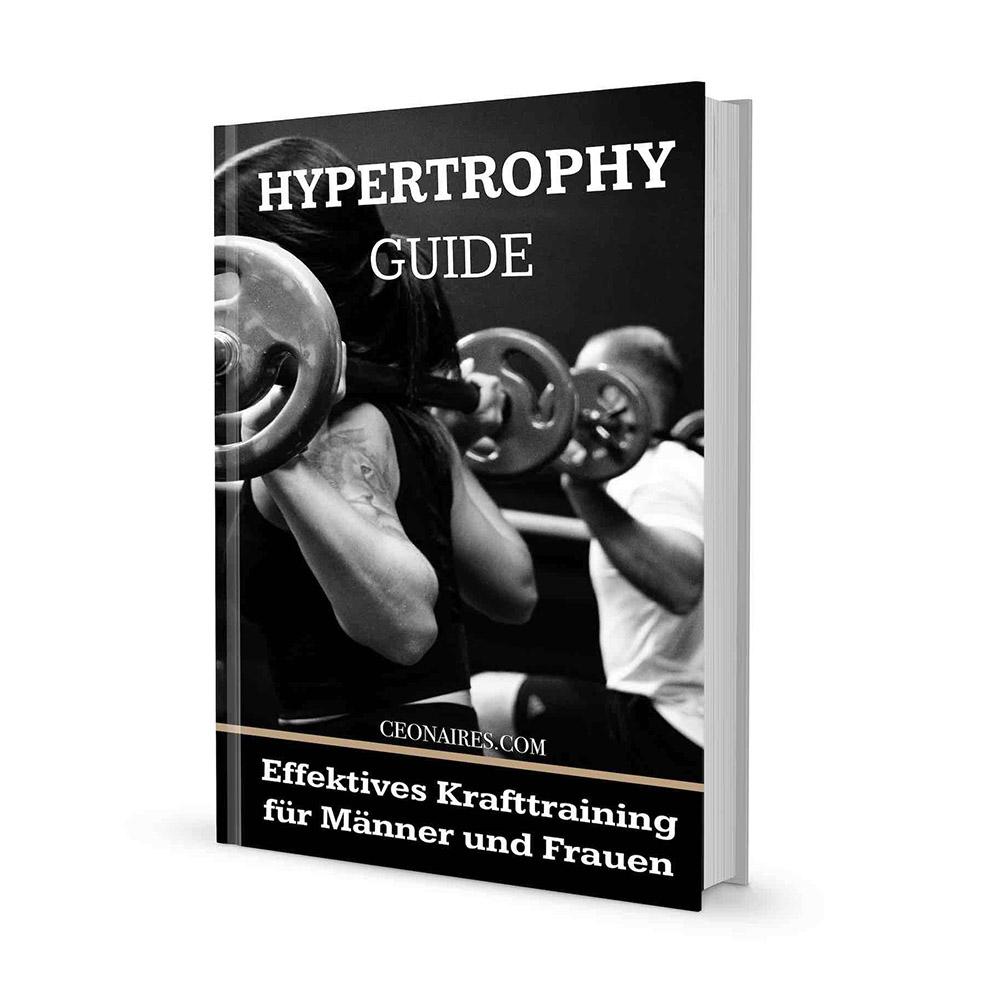 Ceonaires Hypertrophy Guide für effektiven Muskelaufbau bei Männern und Frauen