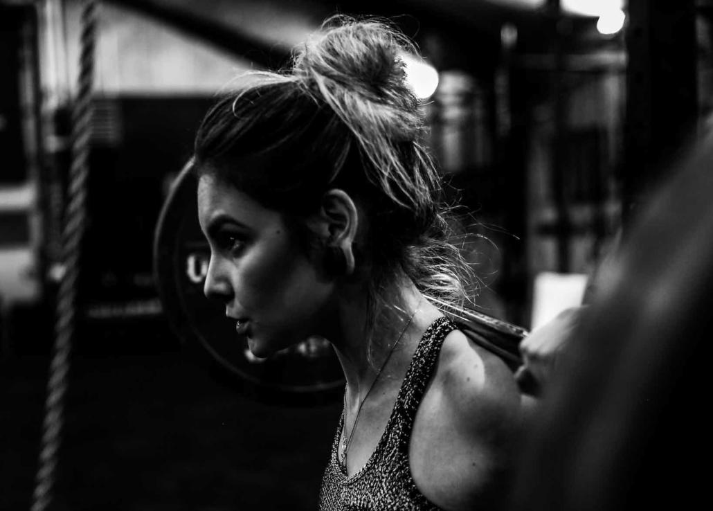 3er Split-Trainingsplan für Frauen
