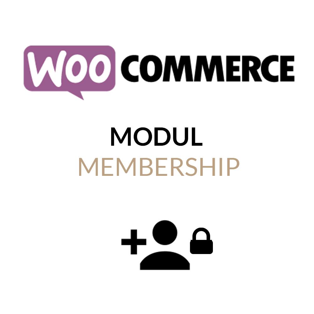 WooCommerce Membership Modul für umfangreiche Memberships mit WordPress und WooCommerce