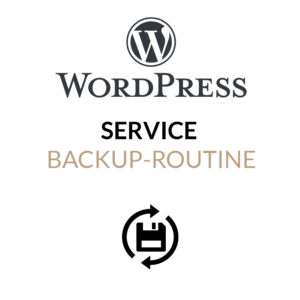 WordPress Backup Service